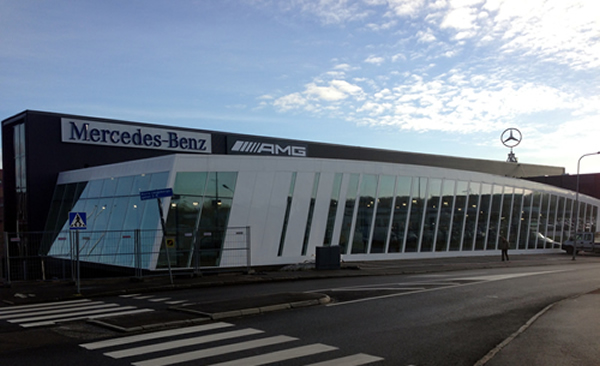 AMG-center, Göteborg